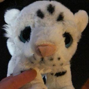 Adopt a tiger plushie